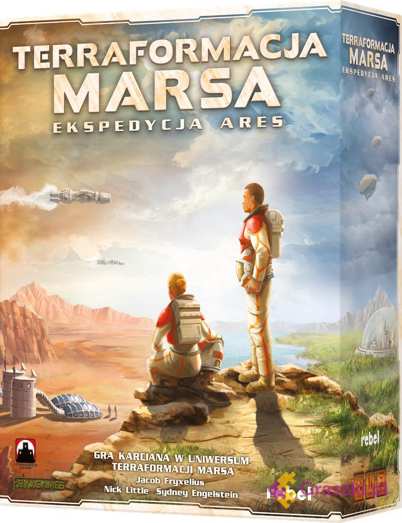 Przedsprzedaż Terraformacja Marsa: Ekspedycja Ares